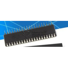 10PCS EF9345P  Package:DIP40,Octal Buffer/Line Driver, Three-State,