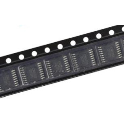 1 PC ADS1242IPWR ADS1242 24-Bit ANALOG-TO-DIGITAL CONVERTER TSSOP16