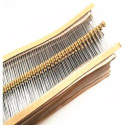 1.5 Ohm 1/2 Watt 5% Carbon Film Resistor (100 Piece Lot) 293-1.5-RC