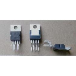 1 PC TPS75725KC TPS75725K TPS75725 3-A LOW-DROPOUT VOLTAGE REGULATORS TO220-5