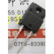 5 x BYR29X-600 BYR29X600 BYR29X TO220F-2 Integrated circuit chip